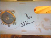 Click image for larger version.  Name:faceplate Xbox Addict number 9 signed.JPG Views:151 Size:31.6 KB ID:7833