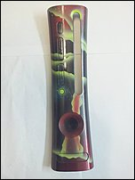 Click image for larger version.  Name:faceplate magma metallic painted.jpg Views:180 Size:82.7 KB ID:7808