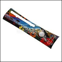 Click image for larger version.  Name:faceplate xbox 360 sunset metal.jpg Views:34 Size:9.4 KB ID:7963