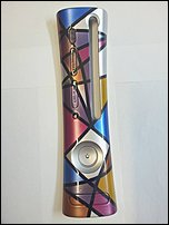 Click image for larger version.  Name:faceplate van gogh metallic painted.jpg Views:183 Size:80.7 KB ID:7809
