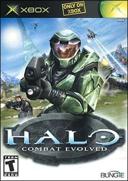 Halo: Combat Evolved Box art