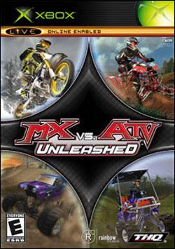 MX vs. ATV Unleashed (Xbox) by THQ Box Art