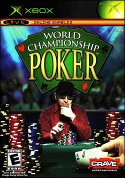 World Championship Poker (Xbox) by Crave Entertainment Box Art