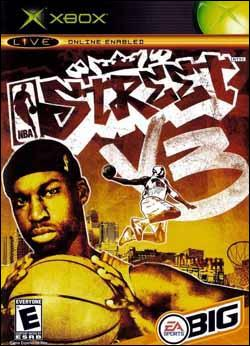 NBA Street Vol. 3 (Xbox) by Electronic Arts Box Art