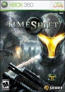 Timeshift (Xbox 360) by Vivendi Universal Games Box Art