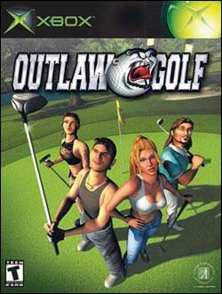 Outlaw Golf Box art