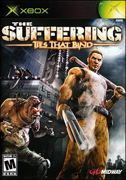 The Suffering: Ties That Bind (Xbox) by Midway Home Entertainment Box Art