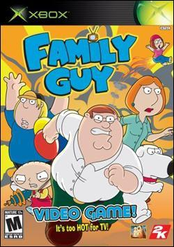 Family Guy: Video Game! (Xbox) by Take-Two Interactive Software Box Art