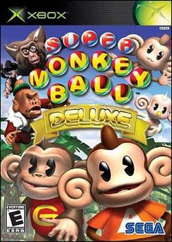 Super Monkey Ball Deluxe (Xbox) by Sega Box Art