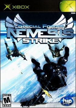 Special Forces: Nemesis Strike (Xbox) by Hip Games Box Art