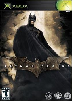 Batman Begins Box art
