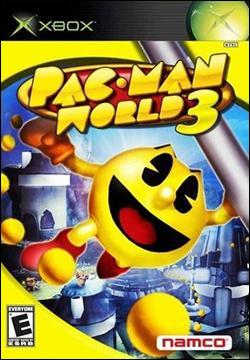 Pac-Man World 3 (Xbox) by Namco Bandai Box Art