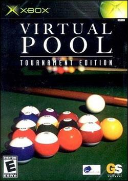 Virtual Pool: Tournament Edition (Xbox) by Global Star Software Box Art
