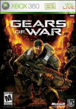 Gears of War (Xbox 360) by Microsoft Box Art