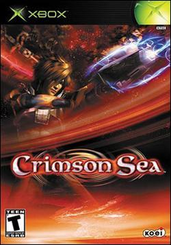 Crimson Sea Box art