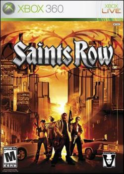Saints Row (Xbox 360) by THQ Box Art