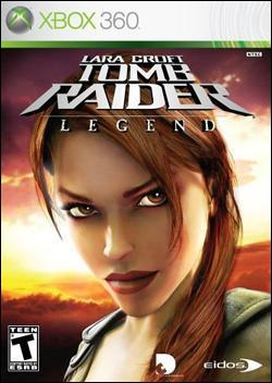 Tomb Raider: Legend Box art