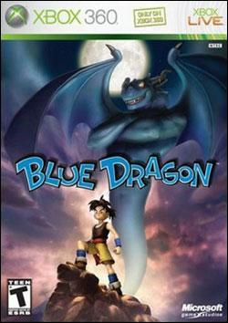 Blue Dragon (Xbox 360) by Microsoft Box Art