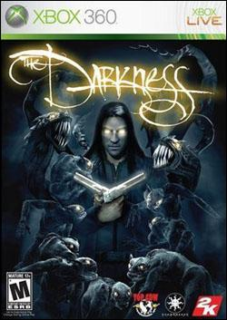 Darkness, The (Xbox 360) by 2K Games Box Art