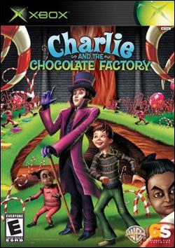 Charlie and the Chocolate Factory (Xbox) by Warner Bros. Interactive Box Art