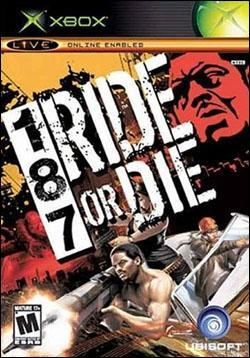 187: Ride or Die (Xbox) by Ubi Soft Entertainment Box Art