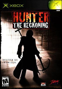 Hunter: The Reckoning (Xbox) by Interplay Entertainment Box Art