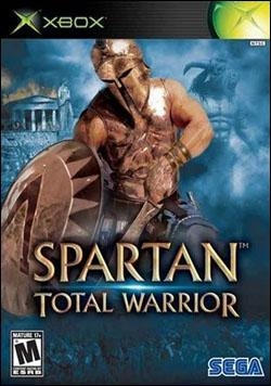 Spartan: Total Warrior (Xbox) by Sega Box Art