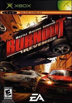 Burnout Revenge (Xbox) by Electronic Arts Box Art