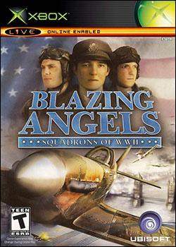 Blazing Angels: Squadrons Of WWII (Xbox) by Ubi Soft Entertainment Box Art