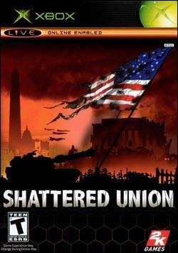 Shattered Union (Xbox) by 2K Games Box Art
