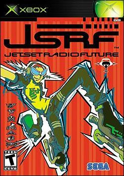 Jet Set Radio Future Box art