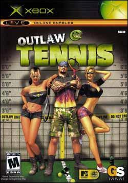 Outlaw Tennis Box art