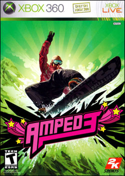 Amped 3 (Xbox 360) by 2K Games Box Art