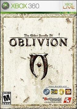 Elder Scrolls IV: Oblivion, The (Xbox 360) by Bethesda Softworks Box Art