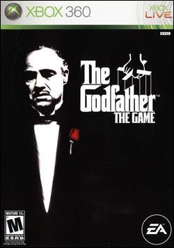 Godfather, The (Xbox 360) by Electronic Arts Box Art