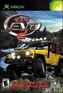 4x4 Evo 2 Box art