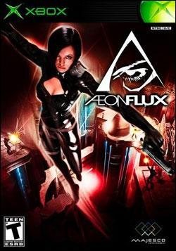 Aeon Flux Box art