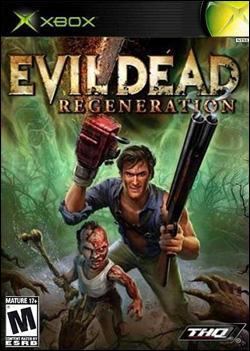 Evil Dead: Regeneration (Xbox) by THQ Box Art