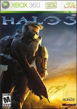 Halo 3 (Xbox 360) by Microsoft Box Art