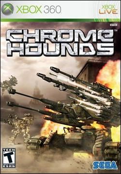 Chromehounds (Xbox 360) by Sega Box Art