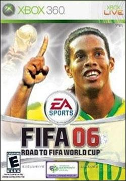 FIFA Soccer 06 (Xbox 360) by Electronic Arts Box Art