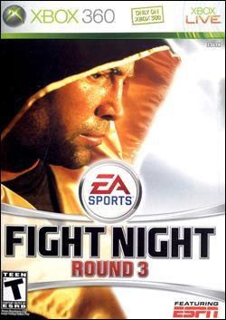 Fight Night Round 3 (Xbox 360) by Electronic Arts Box Art