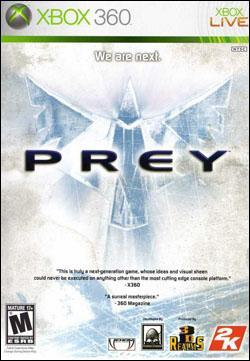 Prey (Xbox 360) by 2K Games Box Art