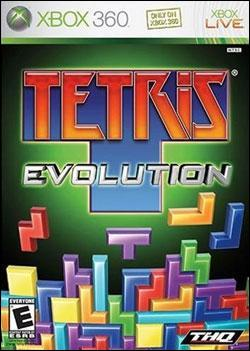 Tetris Evolution (Xbox 360) by THQ Box Art