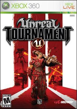 Unreal Tournament 3 Box art