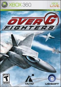 Over G Fighters (Xbox 360) by Ubi Soft Entertainment Box Art