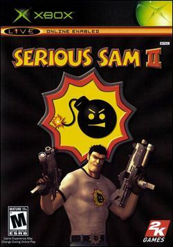 Serious Sam II Box art