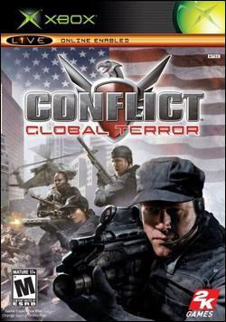 Conflict Global Terror (Xbox) by 2K Games Box Art