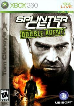 Tom Clancy's Splinter Cell: Double Agent Box art