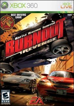 Burnout Revenge (Xbox 360) by Electronic Arts Box Art